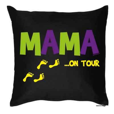 Kissen mit Füllung: Mama ? on Tour