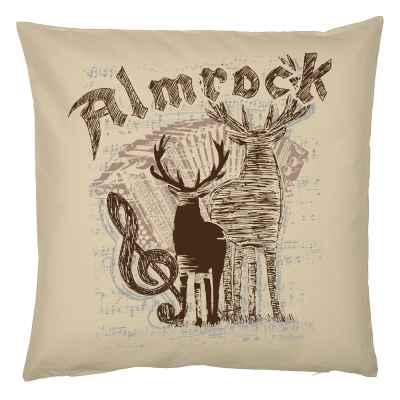 Kissenbezug Tracht: Almrock