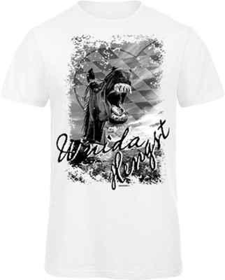 T-Shirt Tracht: Wuida Hengst