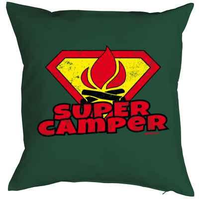 Kissenbezug: Super Camper