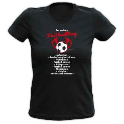 Girlie: Der perfekte Fußballtag?