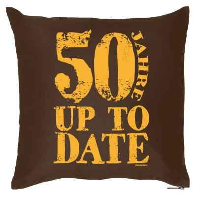 Kissenbezug: 50 Jahre up to date
