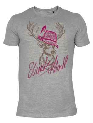 Shirt im Landhauslook: Wuids Madl