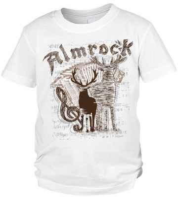 Jungen T-Shirt Tracht: Almrock