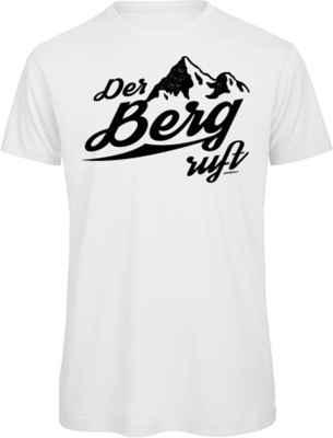 T-Shirt Trachten: Der Berg ruft