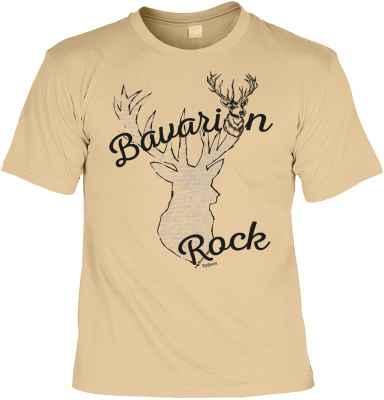 T-Shirt Tracht: Bavarian Rock