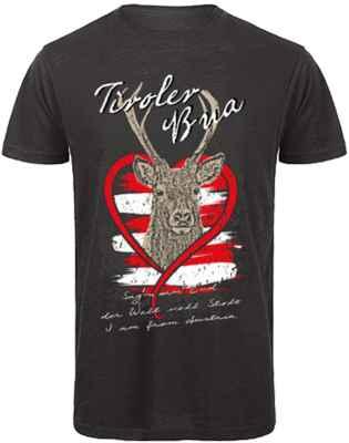 T-Shirt Trachten: Tiroler Bua
