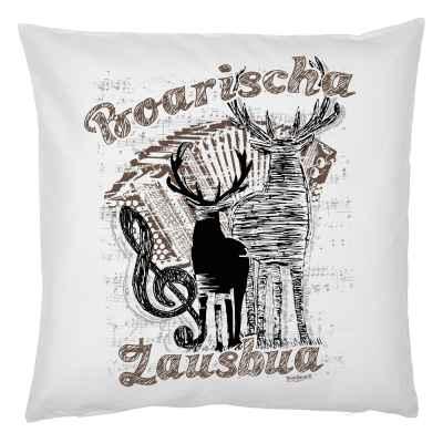 Kissenbezug Trachten: Boarischa Lausbua
