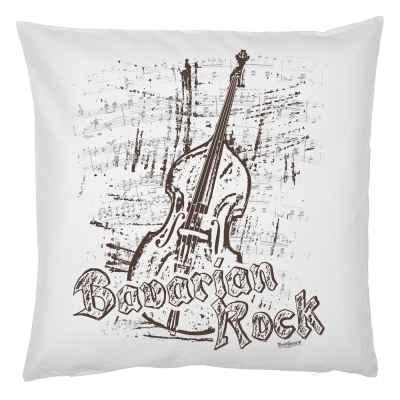 Trachten Kissenbezug: Bavarian Rock