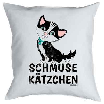 Kissenbezug: Schmuse Kätzchen