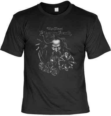 T-Shirt: Choppers - The last Biker on Earth