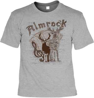 Trachten T-Shirt: Almrock