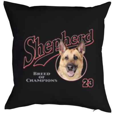 Kissen mit Füllung: Shepherd 23 - Breed of Champions - Schäferhund