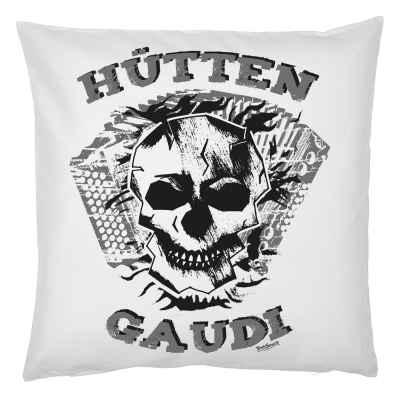Kissenbezug Tracht: Hütten Gaudi