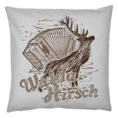Kissenbezug Trachten: Wuida Hirsch