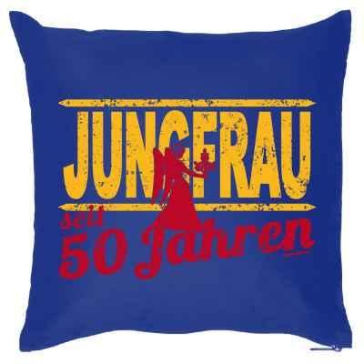 Kissenbezug: Jungfrau seit 50 Jahren