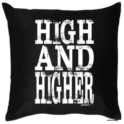 Kissen mit Füllung: High and Higher