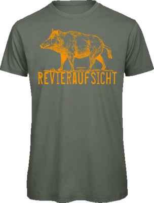 T-Shirt Tracht: Revieraufsicht