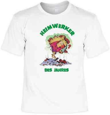 T-Shirt: Heimwerker des Jahres