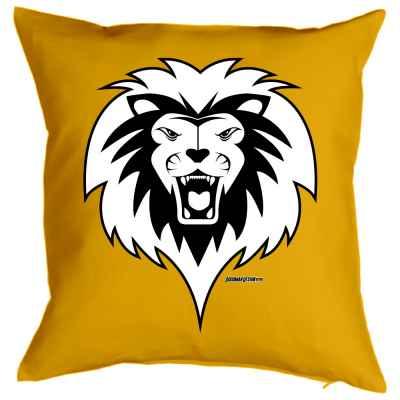 Kissenbezug: Löwe