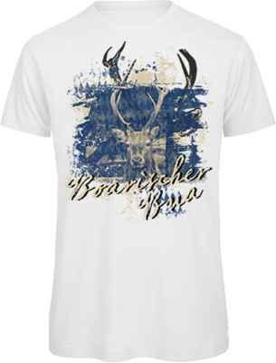 T-Shirt Tracht: Boarischer Bua