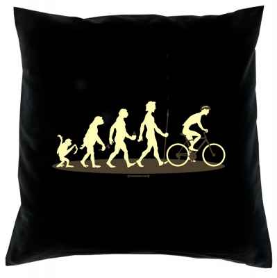 Kissenbezug: Homo Stupidus: Radfahrer