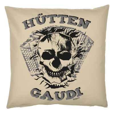 Kissenbezug: Hütten Gaudi