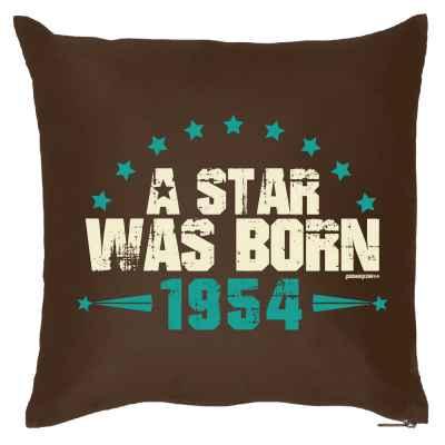 Kissenbezug: A Star was born 1954
