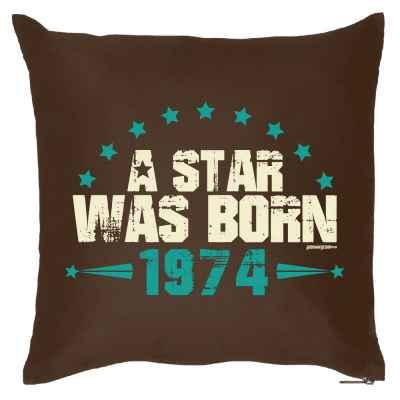 Kissenbezug: A Star was born 1974