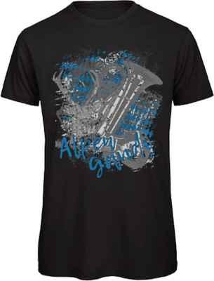 T-Shirt Tracht: Alpen Gaudi Hirsch