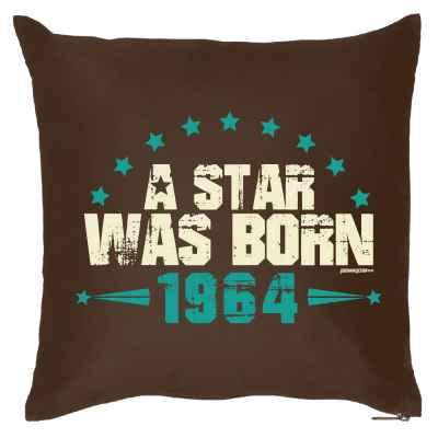 Kissenbezug: A Star was born 1964