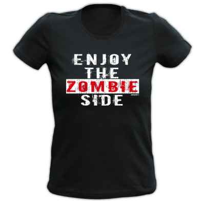 Girlie: Enjoy the Zombie Side