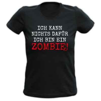 Girlie: Ich kann nichts dafür, ich bin ein Zombie!
