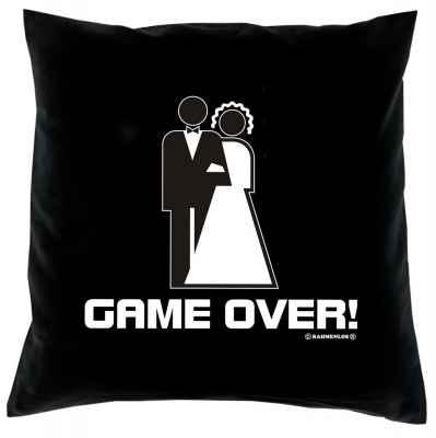 Kissen mit Füllung: Game Over