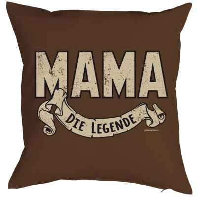 Kissenbezug: Mama die Legende