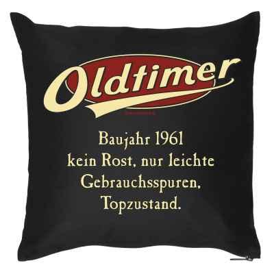 Kissen mit Füllung: Oldtimer Baujahr 1961 - kein Rost, nur leichte Gebrauchsspuren, Topzustand.