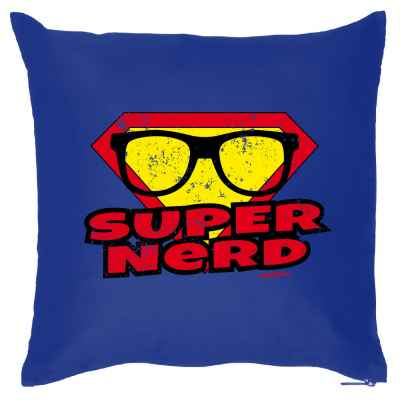 Kissenbezug: Supernerd