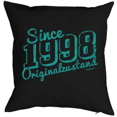 Kissen mit Füllung: Since 1998 Originalzustand