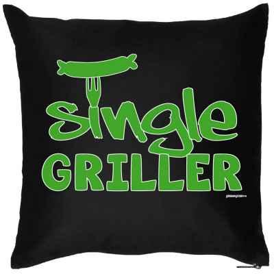 Kissen mit Füllung: Single Griller