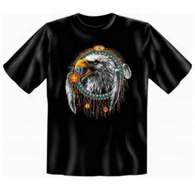 T-Shirt: Indian Eagle