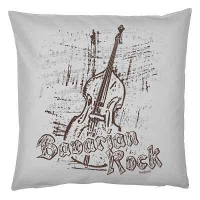 Kissenbezug Musik: Bavarian Rock