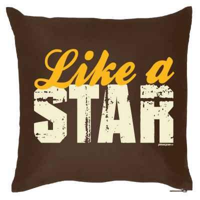 Kissen mit Füllung: Like a Star