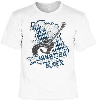 Tracht T-Shirt: Bavarian Rock