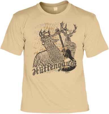Landhaus T-Shirt: Hüttengaudi