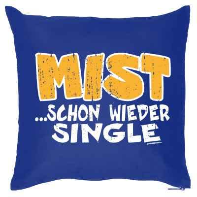 Kissenbezug: Mist? schon wieder Single