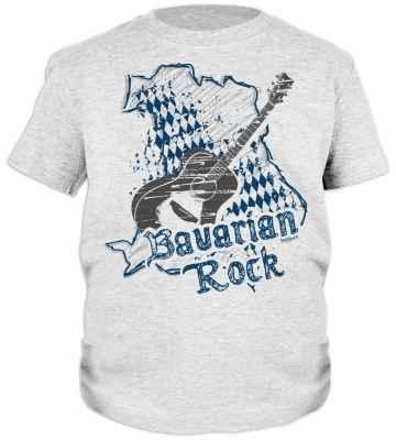 Tracht T-Shirt Jungen: Bavarian Rock