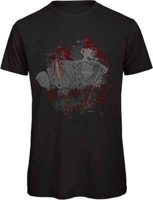 Landhaus T-Shirt: Bavarian Outlaw Rind
