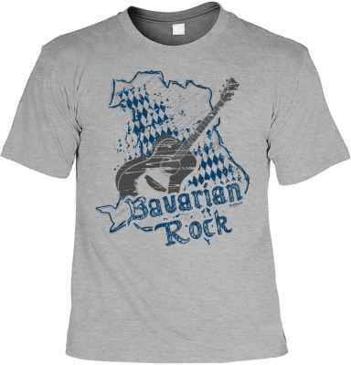 Landhaus-T-Shirt: Bavarian Rock