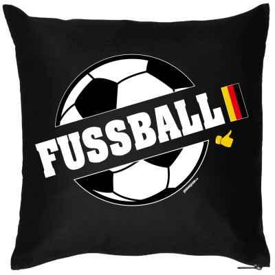 Kissen mit Füllung: Fussball