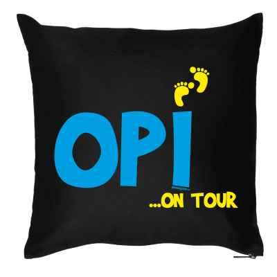 Kissen mit Füllung: Opi ? on Tour
